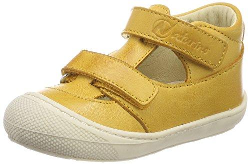Naturino Baby Mädchen 4684 Sneaker, Gelb (Mais), 20 EU