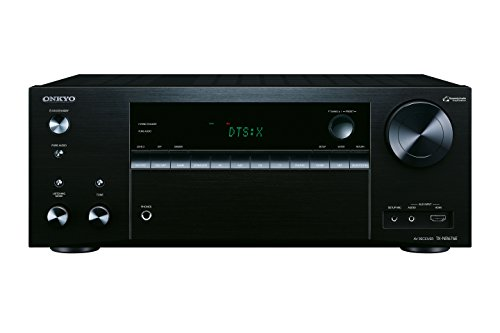 "Onkyo Europe Electronics TX-NR676E-B Multiroom-fähiger ""7.2-Kanal"" Audio/Video Neztwerk-Receiver schwarz"