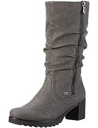 Rieker Damen Y8739 Kurzschaft Stiefel