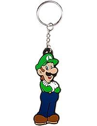 Porte Clé PVC Nintendo Luigi Question Mark