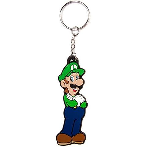Nintendo Rubber Keychain