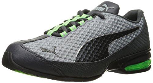 Puma Reverb Mesh Maschenweite Turnschuhe Quarry-asphalt-Puma Black
