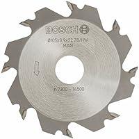Bosch Nutfräser 105 mm, 8 Zähne