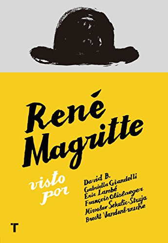 René Magritte par Gabriella Giandelli