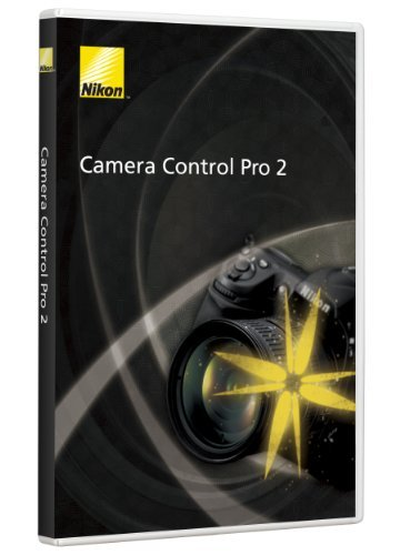 Nikon Camera-Control-Pro 2 Software für DSLR-Kameras D300 Kit