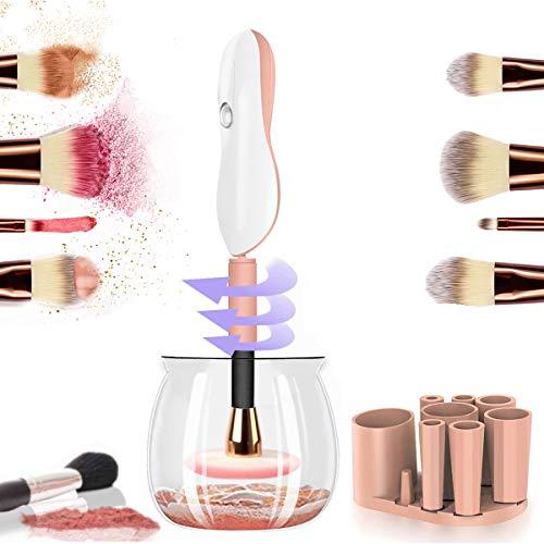 Lambony Makeup Brush Cleaner and...
