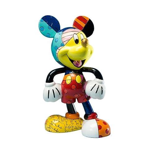 Statue Disney - Disney By Britto 4019372 Figurine Mickey Résine