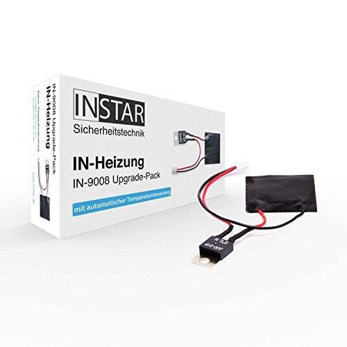 Heizung / Heizungsmodul optionale Ergänzung für INSTAR IN-9008 Full HD