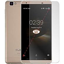 Prevoa ® 丨 Original PROTECTOR de PANTALLA CRISTAL TEMPLADO para CUBOT X15 5.5 Pulgada Smartphone - -
