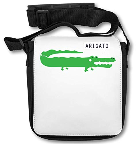 Arigato Alligator Schultertasche - Lacoste Alligator