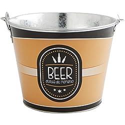 Cubo para botellines de cerveza de 6 l - Quid Mi Bar -