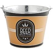 Quid Mi Bar - Cubo para botellines de cerveza de 6 l