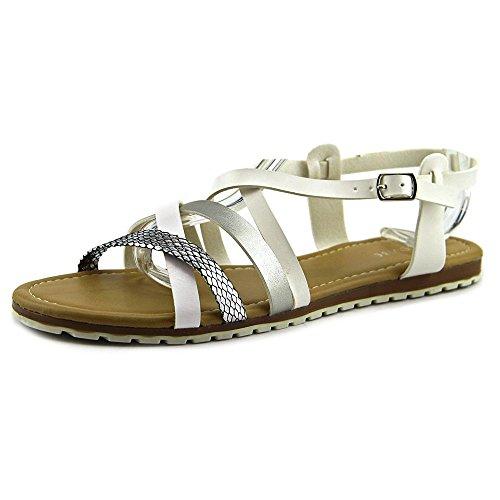 derek-lam-spence-damen-us-7-weiss-sandale