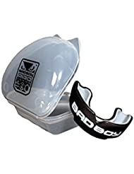 Bad Boy Pro Series protector bucal Black (gum shield) ages 11+