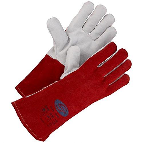 Schweißerhandschuh Hitzehandschuh Gießerhandschuh Handschuhe KORI-Fire II Gr. 10