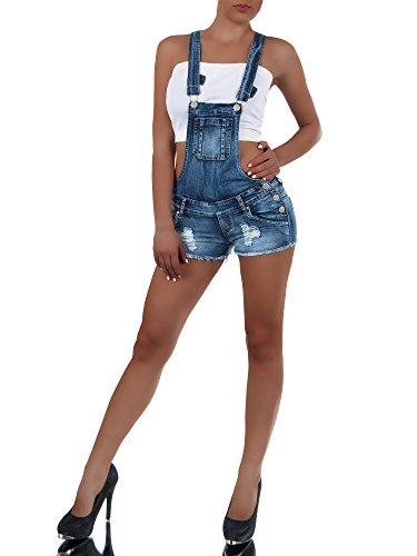 diva-jeans-salopette-capri-uni-femme-bleu-42