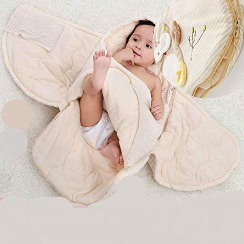 El Saco De Dormir Para Bebés Suave Y Cómodo Unisex