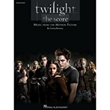 Twilight the score BOF Piano Solo