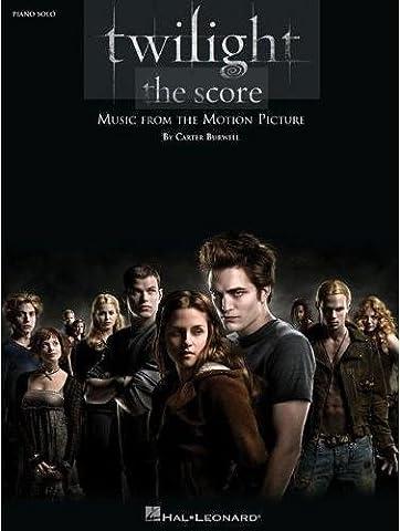 Twilight the score BOF Piano Solo