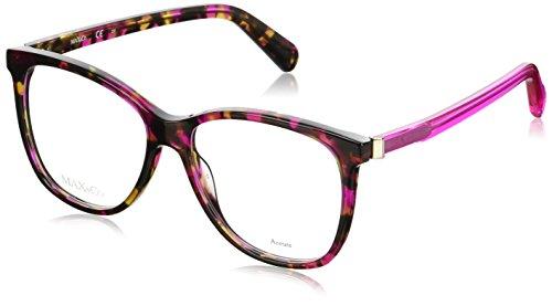 Max Max & Co. Damen CO.289 VQD 54 Sonnenbrille, Pink (Fchshvn Fchs),