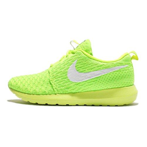 Nike Damen 843386-701 Turnschuhe, 37,5 EU (Flyknit Nike Gelb Damen)