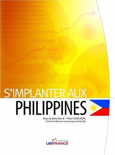 S'implanter aux Philippines