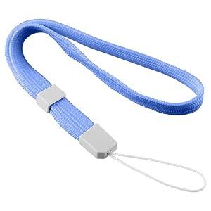ChannelExpert Wrist Strap Wrist Handgelenkschlaufen Handschlaufen Schlaufen f�r Nintendo Wii/DS/DS Lite/PSP 1000/PSP slim 2000 Remote Control blau