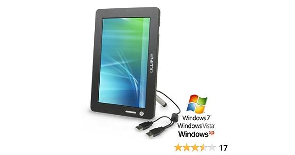 Lilliput Um70 7 Usb Display Usb Powered Mini Monitor Amazon Co Uk Electronics