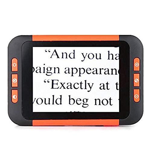 ACC Elektronische Handlupe, LED-Anzeige mit 2x-32-facher Vergrößerung, für ältere Menschen geeignet.