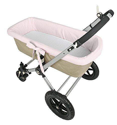 """Preisvergleich Produktbild 'Tasche Tragetasche Universal. Pink """"danielstore + Bettlaken für Babyschale Matratze"""