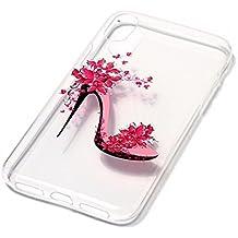 MyCase Caja del Teléfono Celular para Apple iPhone X/XS (5,8 Pulgadas