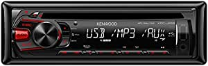 Kenwood KDC-U259, 1 Din CD Recevier with USB Interface