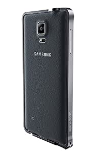 X-Doria XD431804 Bumper en aluminium pour Samsung Galaxy Note 4 Noir