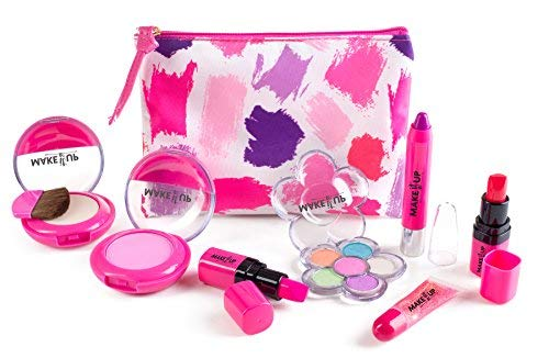 Make it Up Girl Power Deluxe Washable Makeup Set by Mädchen Power Deluxe Waschbar Make-up Set - Alten Make-up