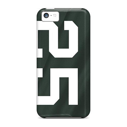 AlikonAdama Premium Protective Hard Cases For Iphone 5c- Nice Design - Green Bay Packers