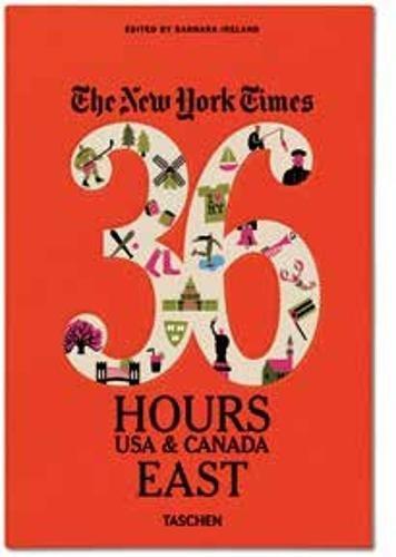 VA-The New-York times 36 Hours East coast - Anglais