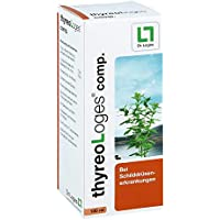 Thyreo Loges compositus Tropfen 100 ml preisvergleich bei billige-tabletten.eu