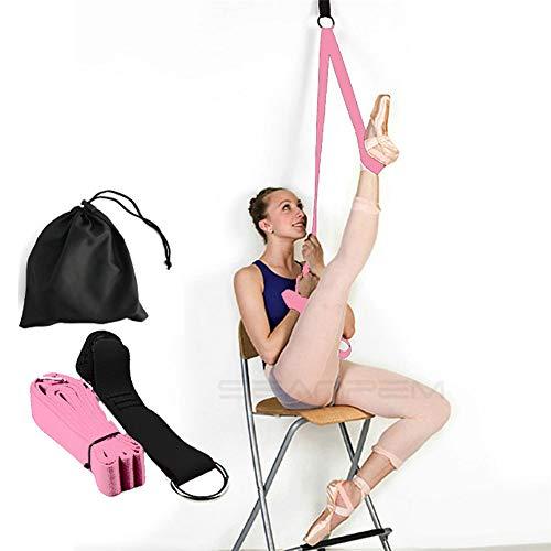 Pierna elástica, más flexible con la puerta flexibilidad, equipo de estiramiento premium para...