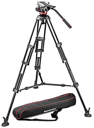 Manfrotto Video Set MVH502A + 546B