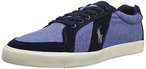 Polo Ralph Lauren Hugh Fashion Sneaker Bedford Heather
