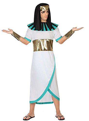 Atosa - 26617 - Per Costume adulto - faraone egiziano - T-2