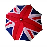 British Flag Union Umbrella Hat