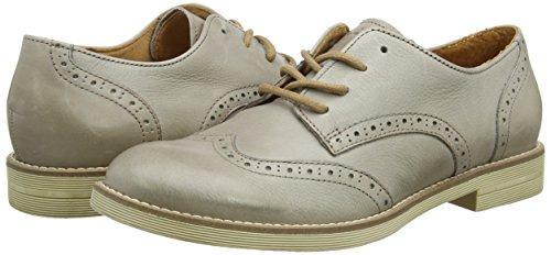 Froddo M&AumlDchen Girls Shoes Beige G4130049-1 Brogue Schnürhalbschuhe - 5