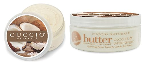 Cuccio Naturale - Coconut and White Ginger Butter Mischung 24h Hydra 42g -