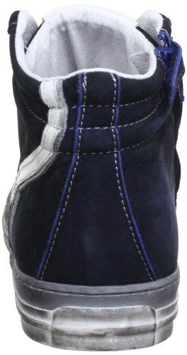 HIP H1145 Combi Leather H1145-132-46CO-0000-0000 Jungen Stiefel Blau (Dark Blue)