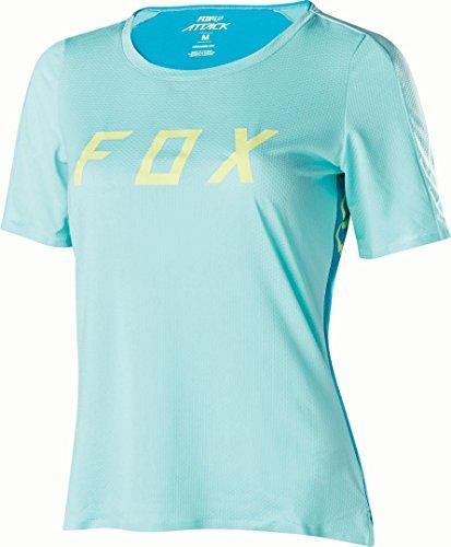 Fox Trial-Jersey Lady Attack, Blue, Größe L Fox Attack Jersey