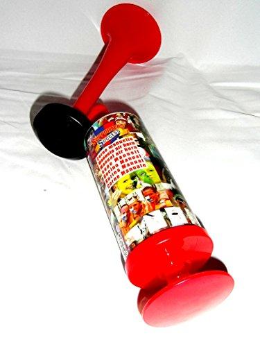 1 Airhorn Luftdruckfunktion