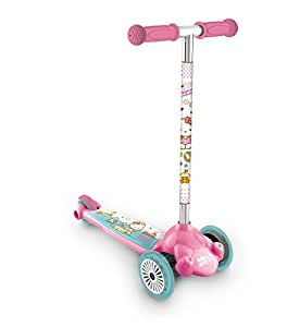 Mondo Hello Kitty Twist and Roll Scooter