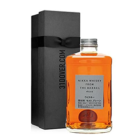 Nikka From the Barrel 50cl 51.4%ABV in Elegant Gift Box
