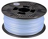 3DACTIVE 1100g PLA 3D Drucker Filament 1.75 3D-Stift 1,75 mm Perlmutt Hell-blau